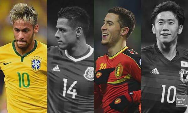 ฟุตบอลโลก รัสเซีย 2018 รอบ 16 ทีมสุดท้าย E.P. 03 (บราซิล, เม็กซิโก, เบลเยี่ยม, ญี่ปุ่น)
