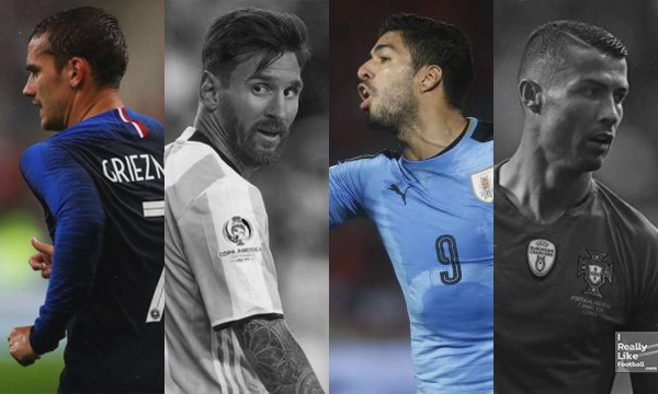 ฟุตบอลโลก รัสเซีย 2018 รอบ 16 ทีมสุดท้าย E.P. 01 (ฝรั่งเศส, อาร์เจนติน่า, อุรุกวัย, โปรตุเกส)