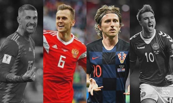 ฟุตบอลโลก รัสเซีย 2018 รอบ 16 ทีมสุดท้าย E.P. 02 (สเปน, รัสเซีย, โครเอเชีย, เดนมาร์ก)